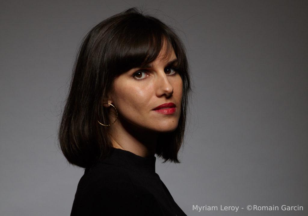 Myriam Leroy - ©Romain Garcin