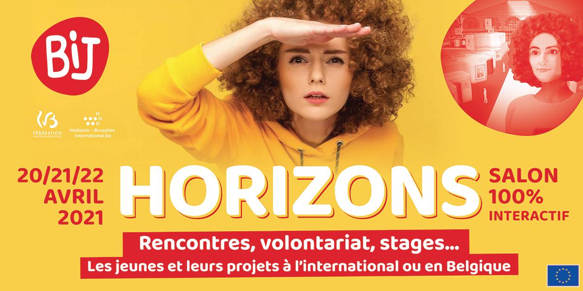 Actu Bruxelles-J - Salon Horizon BIJ