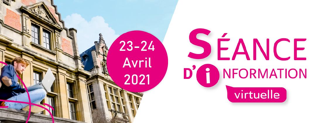 Actu Bruxelles-J ULB séance d'info 2021