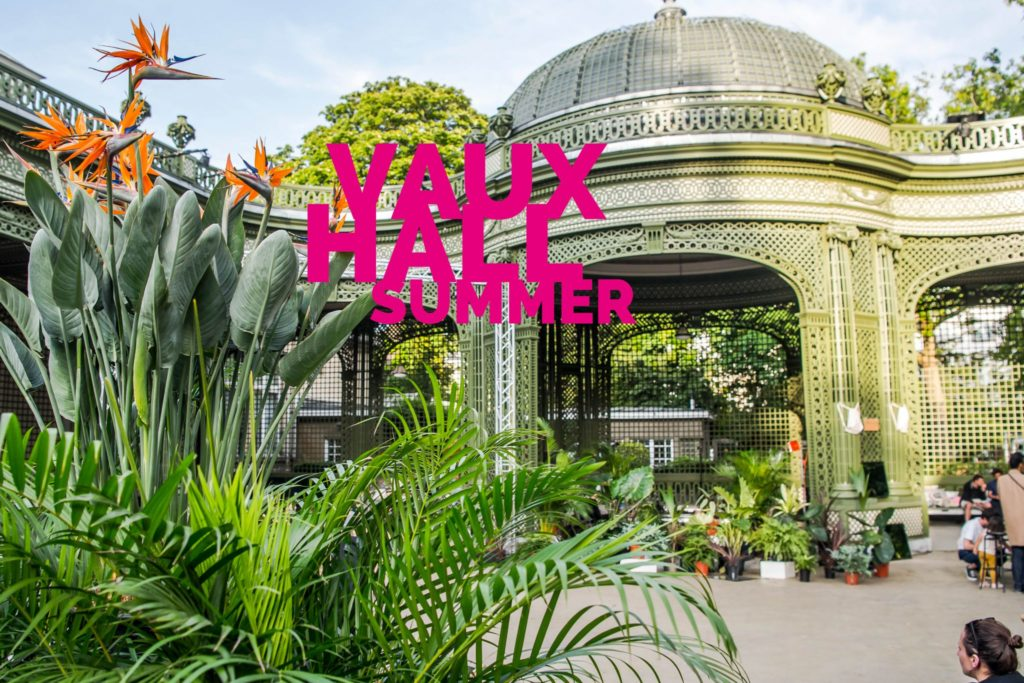 Actu Bruxelles-J Vaux Hall Summer 2021