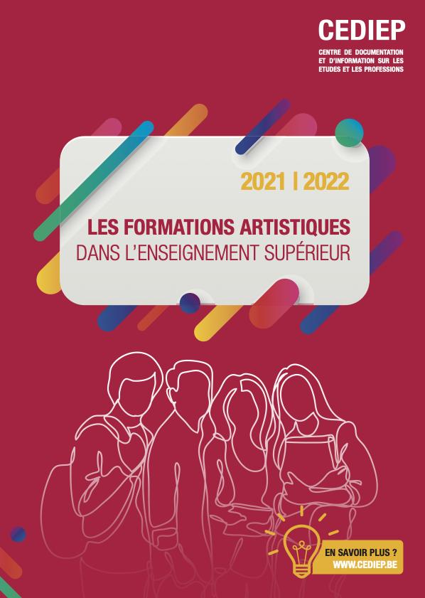 Guide des formations artistique - CEDIEP